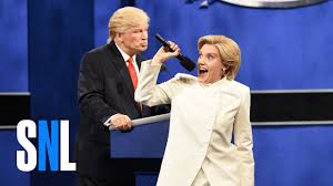 where does hillary clinton live donald trump vs hillary clinton third debate cold open snl