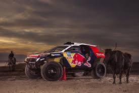 2008 peugeot cars peugeot 2008 dkr ready to race at dakar rally 2015