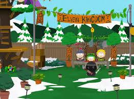 elven kingdom the south park game wiki fandom powered by wikia