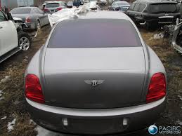 grey bentley trunk lid oem silver tempest grey lk7s 3w5827159 bentley
