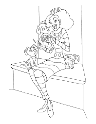 coloring page 102 dalmatians coloring pages 32