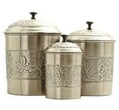 fleur de lis kitchen canisters decorative kitchen canisters sets decor