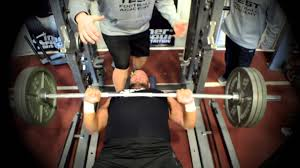 body builder vs football athlete bench press battle youtube