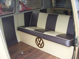 Van Seat Upholstery Custom Vanagon Upholstery Vanagon Hacks U0026 Mods U2013 Vanagonhacks Com