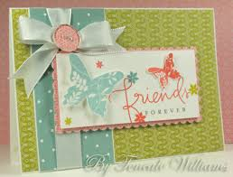 cards for friends friends forever cards craft and cards diy