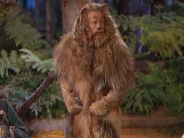 Cowardly Lion Costume Fhb Bert Lahr Cowardly Lion Costume From The Wizard Of Oz On Ebay