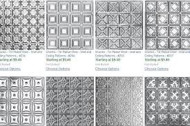 Decorative Ceiling Tile by Shanko Wall And Ceiling Tiles From Decorative Ceiling Tiles Inc