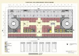 sm mall of asia floor plan floor plan wave city center wave mega city centre noida wave
