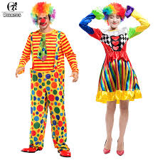 Ladies Clown Halloween Costumes Buy Wholesale Halloween Clown Costumes Women China