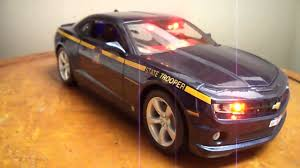 police camaro nysp chevy camaro concept 1 18 new york state police www po light