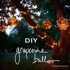 grapevine balls diy grapevine lighting balls what a bright idea