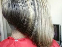 layered buzzed bob hair hairxstatic short back bobbed gallery 4 of 6