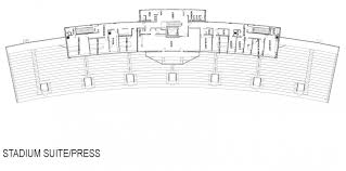 Stadium Floor Plan by Crusader Stadium Campus Master Plan Umhb The University Of