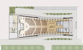 Catholic Church Floor Plans Catholic Church Of The Transfiguration By Dos Architects Dezeen