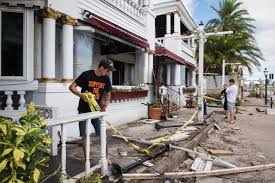 Hillary Clinton Homes by How The Country U0027s Oldest City Weathered Hurricane Matthew Pbs