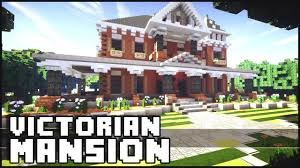 minecraft victorian mansion youtube