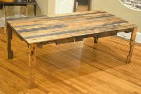 how to build a dining room table large brown varnished wooden