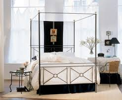 Iron Canopy Bed Caign Canopy Bed W Finial Options Charles P Rogers Beds