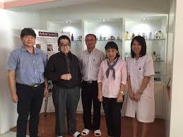 Hospital Executive Director Mr Somneuk Suchaitanawanich Director Herb And Thai Traditional