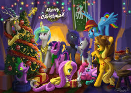 2014 mlp merry christmas by seer45 on deviantart