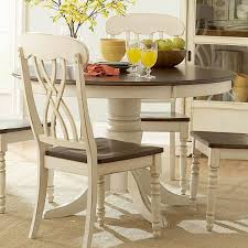 Drop Leaf Bar Table Furniture Awesome Bar Height Dining Table Set 7 Piece Round