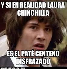 Memes De Laura - laura es el pat礬 memes costa rica
