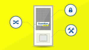 guardian sliding glass doors guardian 2 in 1 external u0026 screen door in one doors plus youtube