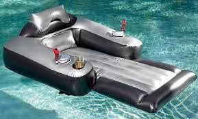 siege de piscine gonflable l objet du jour chaque jour découvrez un objet original