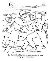 story civil war coloring book coloring history
