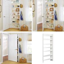 Small Bookshelf With Doors Shelving For Small Spaces 9 Creative Shelving Solutions