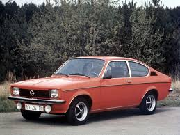 opel coupe kadett c coupe 1 0 48 hp