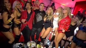 Maxim Halloween Party 2015 Dubstep Version Youtube