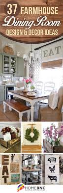 37 Best Home Images On 37 Best Farmhouse Dining Room Design And Decor Ideas For 2018