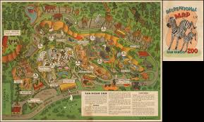 La Zoo Map San Diego Zoo Map Russia Google Maps India Physical Map