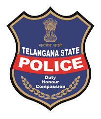 new telangana police logo as a shoulder badge to all the uniformed