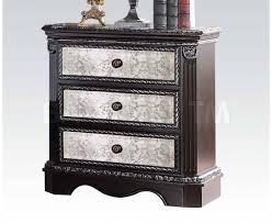 bedroom sets athena silver 5 pc bedroom set with dresser af