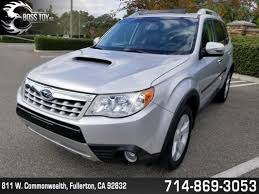 subaru forester touring interior sold 2011 subaru forester 2 5xt touring in fullerton
