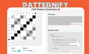 online pattern generator 20 tools for designers