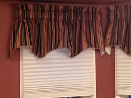 Black And White Polka Dot Valance Mateo Stripe Duchess Filler Valance Black Ellis Kitchen Valances