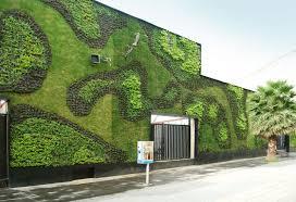 fassade architektur grüne fassaden gesundes stadtklima architektur
