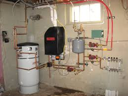 tankless water heater plumbing crossover northside services