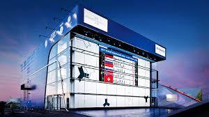 volkswagen headquarters temporary buildings teuffel engineering consultants