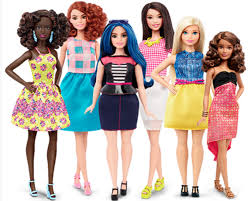 girls shapes sizes barbie