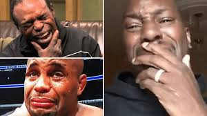 Funny Cing Meme - funny memes of tyrese crying on instagram compilation youtube