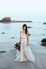 barefoot beach bride elegance on the cornish coast love my dress