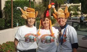 seniors s turkey trot 5k today s orlando
