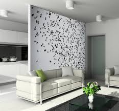 decorations elegant wall cool interior design on wall at home