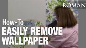 remove wallpaper easily youtube