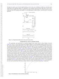 on the flow structure tip leakage cavitation inception and