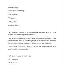 awesome sample admin assistant cover letter 91 about remodel